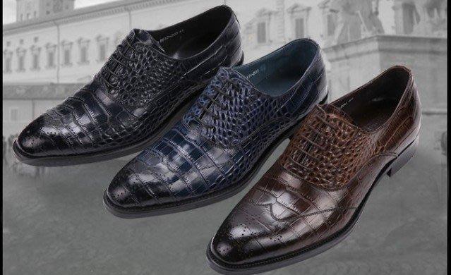 爵式英倫牛皮商務正裝皮鞋復古雕花布洛克鞋尖頭系帶男婚宴皮鞋