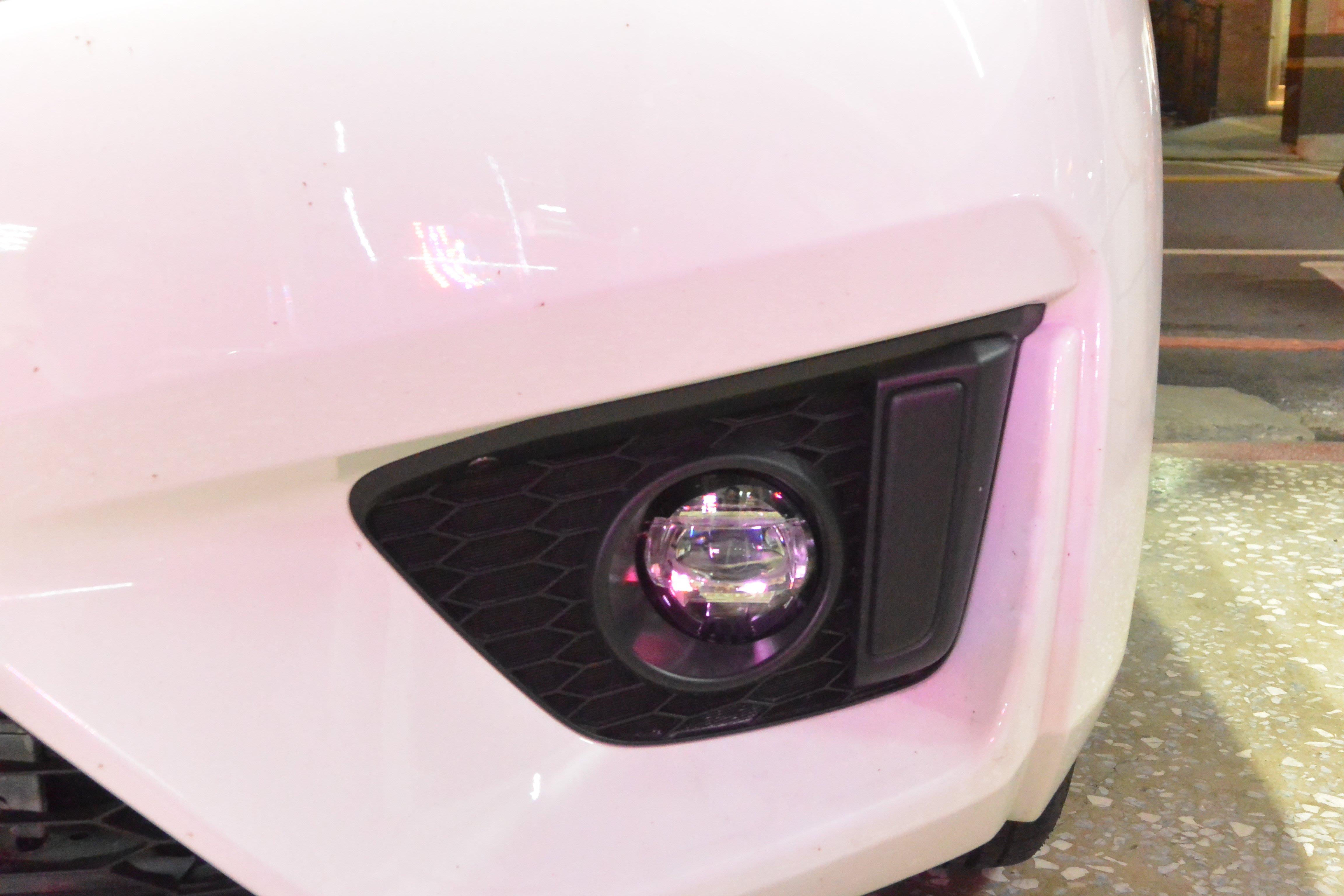 新店【阿勇的店】本田(HONDA) 2014~ FIT 專用LED霧燈組 FIT 三代 專用霧燈 FIT 霧燈  MIT