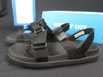 iSport愛運動 native ZURICH 涼鞋 全黑 正品 611058001001 男女款