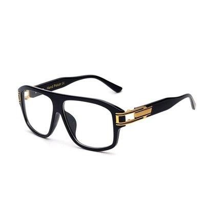 Cover Taiwan 官方直營復古嘻哈時尚黑膠框墨鏡太陽眼鏡工業風防 6b33ca66cc