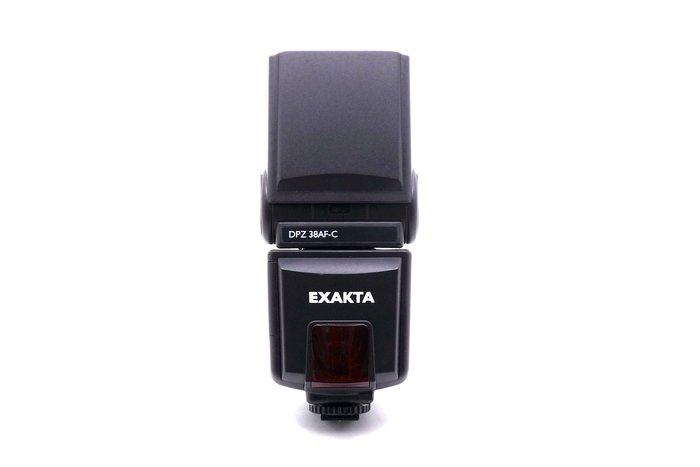 【台中青蘋果】EXAKTA DPZ 38AF-P for Canon 二手 閃光燈 #25250