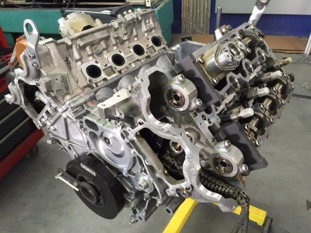 BMW M3引擎 E9X M3 S65 引擎 修護 重整 翻新 BMW正廠零件 BMW原廠零件