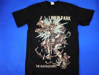 【小间摇滚】Linkin Park联合公园☆进口Rock摇滚ㄒ恤(L号)