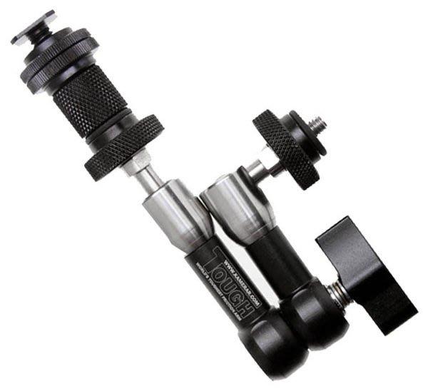 呈現攝影-Kamerar 7吋螢幕怪手 魔術手支架 自由手臂 萬向/延長桿 燈光 螢幕 麥克風 監視器
