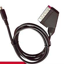 RGB 視頻線 Scart 電線 世嘉 Sega Saturn MD1 MD2 Saturn DC 色差