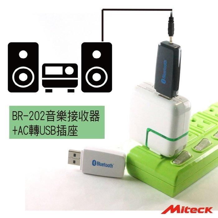 SounDo Miteck音樂傳輸器BR-202+USB插座 samsung