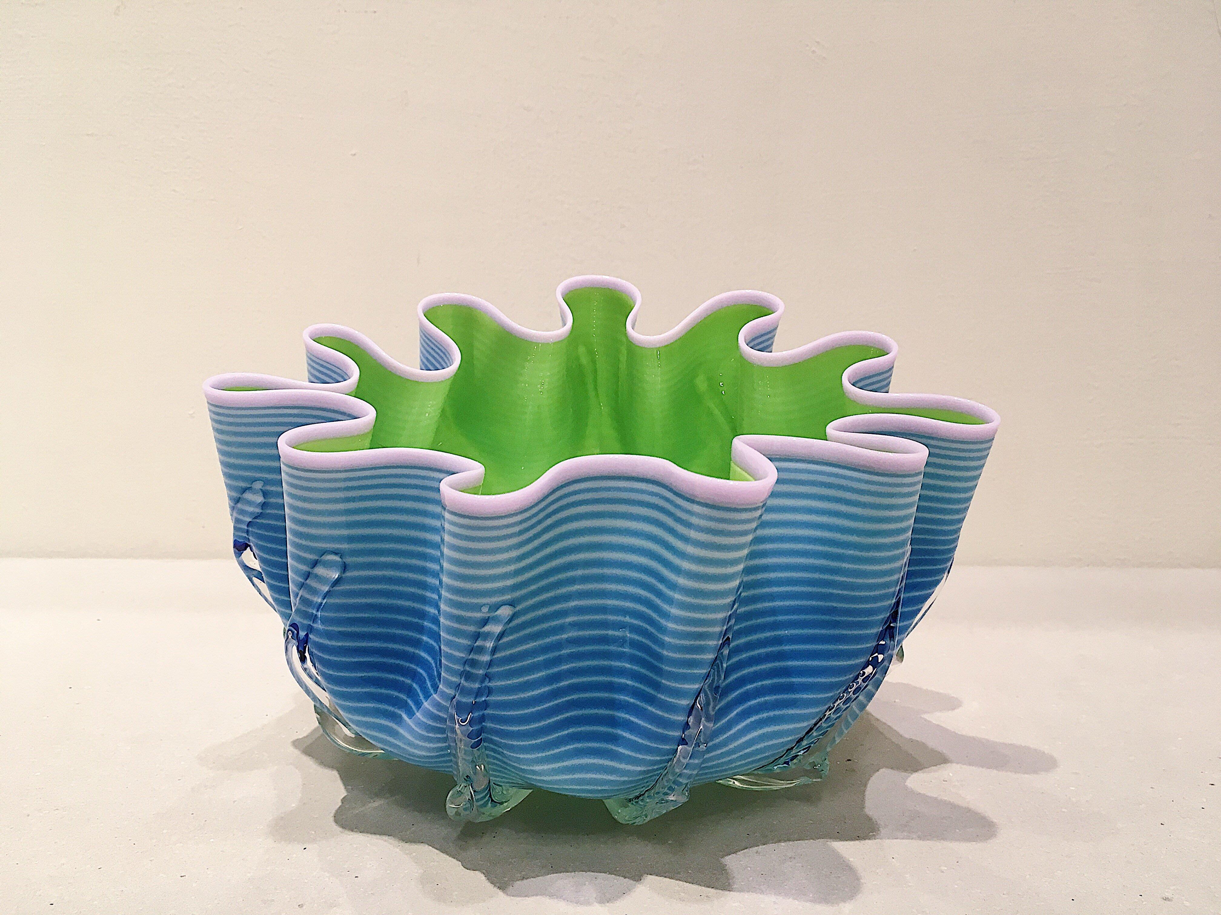 琉璃 藝術品 文創 藝術 器皿 花瓶 花器 玻璃