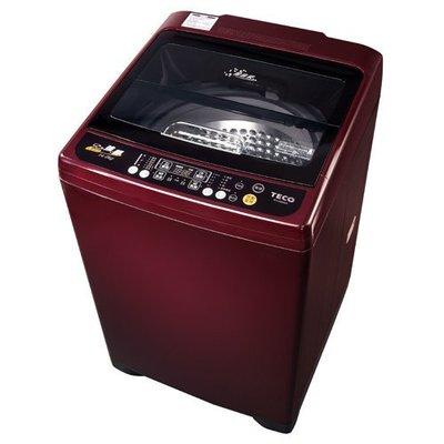 宏大全新品家電特賣【享保固免運費可刷卡分期】東元14KG/變頻洗衣機
