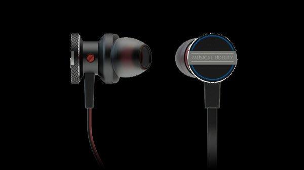 【億而創耳機音響】  英國 Musical Fidelity EB-33 EB33 耳道式