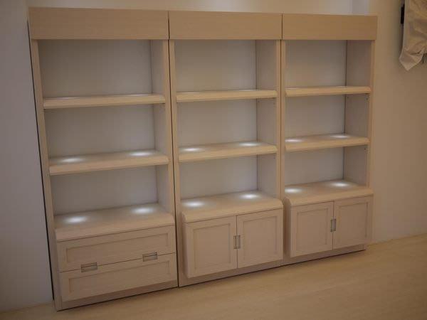 系統書櫃 電器櫃 書櫃 置物櫃 收納櫃 可訂做【 帷圓 定制 】