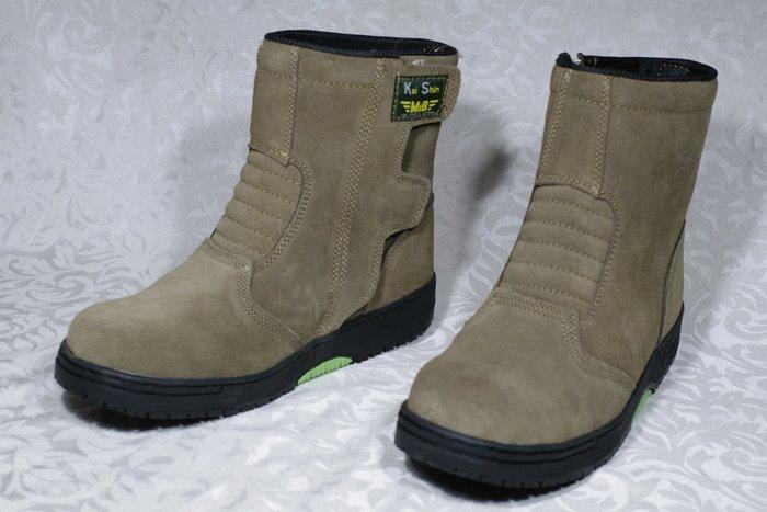 KS新上市MIB寬楦鋼頭(防滑鞋)氣墊安全鞋..全新商品..(plu603B09)