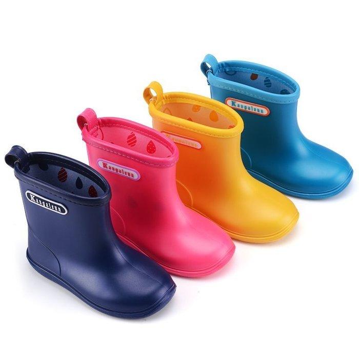 日本正品Kangaisun寬頭兒童雨鞋男童寶寶水鞋女雨靴環保膠鞋小童幼兒套鞋 防滑耐麿水靴防水防潮迪士尼雨衣雨傘鞋套