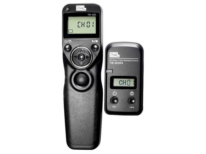 呈現攝影-品色(Pixel) TW-283 DC0 無線定時快門線 可換線 縮時攝影Nikon D3 D4 D800