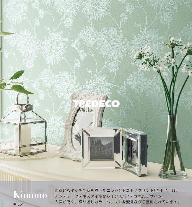 【大台北裝潢】日本進口壁紙BA* 英國Laura Ashley聯名款 花朵(2色) | 3610-3611 |