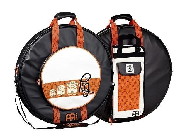 [MEINL經銷網] 德國Meinl MCB24/MSB-AG 24吋銅鈸袋+鼓棒袋 Aaron Gillespie設計