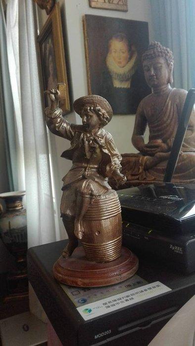 銅雕  6000