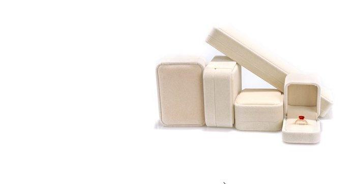 黛恩珠寶 進口高級時尚珠寶盒單戒盒 對戒盒 手鐲盒 手鍊盒 項鍊盒 戒枕 金飾套鍊盒婚戒對戒線戒鑽石女戒首飾盒飾品盒