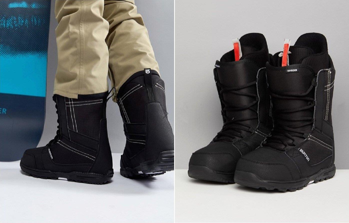 Burton Invader Snowboard Boot - Men's - US9 雪板鞋 雪靴