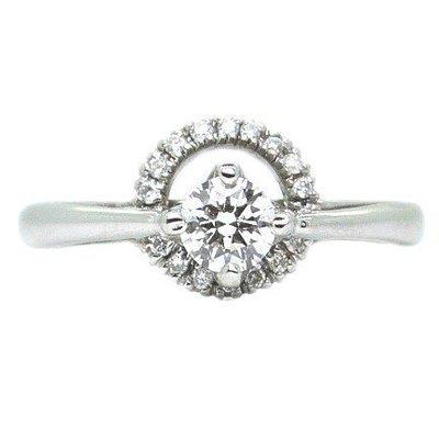 【JHT 金宏總珠寶/GIA鑽石專賣】GIA鑽石  主鑽:0.30 cts  D/VVS1  3EX 無螢光