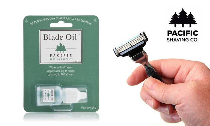 GOODFORIT / 加州Pacific Shaving Blade Oil刀片保養液