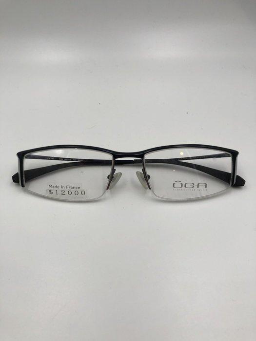頂傑 OGA 復古細框眼鏡 - T102