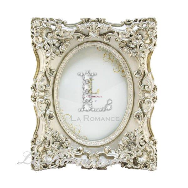 【芮洛蔓 La Romance】 Ariani 系列歐式浪漫5x7相框/相本照片紀念日結婚禮物