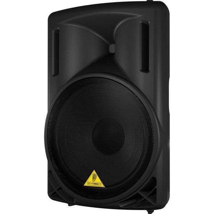【六絃樂器】全新 Behringer B215D 二音路主動式喇叭 / 舞台音響設備 專業PA器材