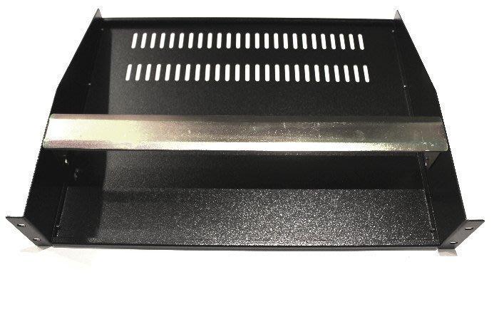 【六絃樂器】全新航空瑞克箱 混音器機櫃 3U 棚板 / 工作站錄音室 專業音響器材