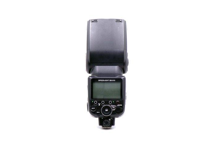 【台中青蘋果】Nikon Speedlight SB-910 SB910 二手 閃光燈 #27522