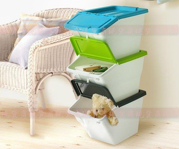 【現貨商】(滿千免運/非偏遠/山區{1件內})聯府KU59河馬掀蓋整理箱(21L)/小物玩具衣物收納箱可堆疊使用(綠色)