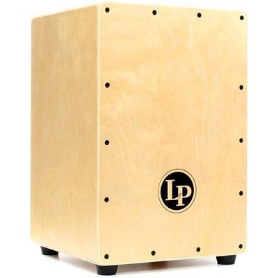 《民風樂府》美國 LP 拉丁打擊樂器 Cajon LPA1331 木箱鼓 代理商公司貨 接受預訂中