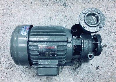 【川大泵浦】光泉牌渦流式泵浦 (光泉馬達 2HP*2P 三相) 冷氣專用水泵浦  渦流馬達  光泉抽水機  台灣製造