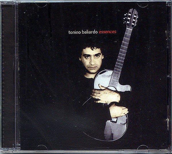 【塵封音樂盒】Tonino Baliardo - Essences