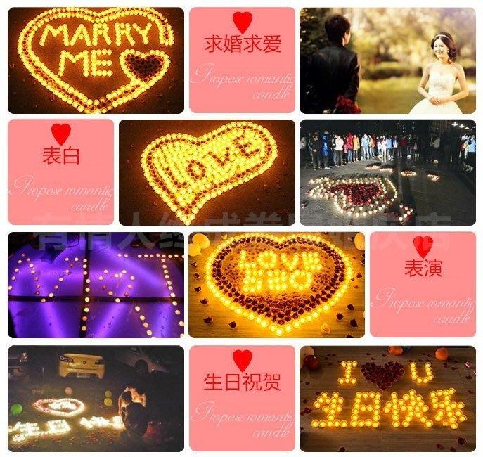 新670巷:高品質LED擬真蠟燭燈-超亮度附電池【黃光下標區閃爍】婚禮小物生日/派對/求婚耶誕夜
