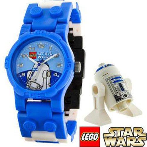 現貨【LEGO 樂高】益智玩具積木/ 星際大戰 Star wars R2D2 人偶手錶公仔 含原廠盒