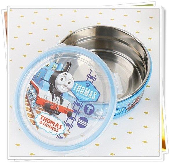 湯瑪士 630ml 304不鏽鋼 圓形 702122 樂扣蓋 保鮮盒 便當盒 韓國製  奶爸商城  通販