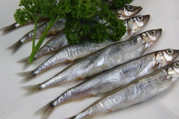 【萬象極品 】爆卵柳葉魚(喜相逢)/約300g/盒~每隻都滿滿ㄟ魚卵又稱蛋蛋魚~香煎,油炸或碳烤~新鮮便宜又好吃~