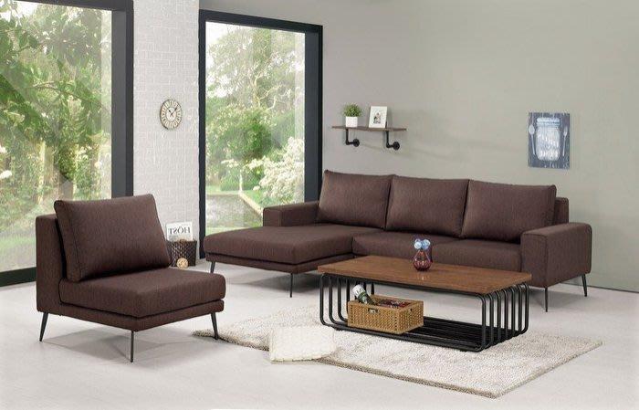 【DH】貨號 G197B名稱 《絲莉》L型布沙發組(圖一)L型沙發+單人椅.可拆洗.可拆賣.不含茶几.主要地區免運費