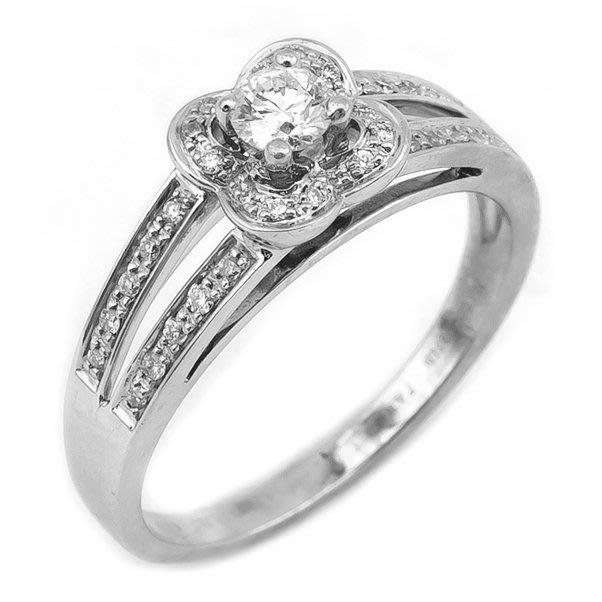 【JHT 金宏總珠寶/GIA鑽石專賣】MAUBOUSSIN鑽戒/材質:18K(JB24-A08)