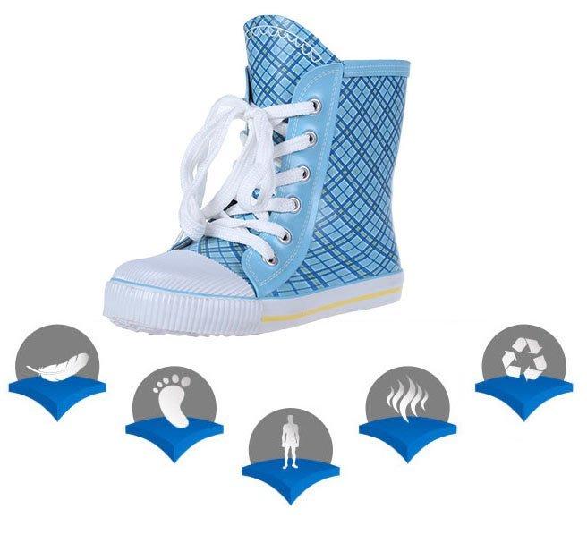 兒童雨鞋 香港訂單 類似 Mont bell 的風格 兒童靴子 童鞋 雨靴 雨鞋ALL S