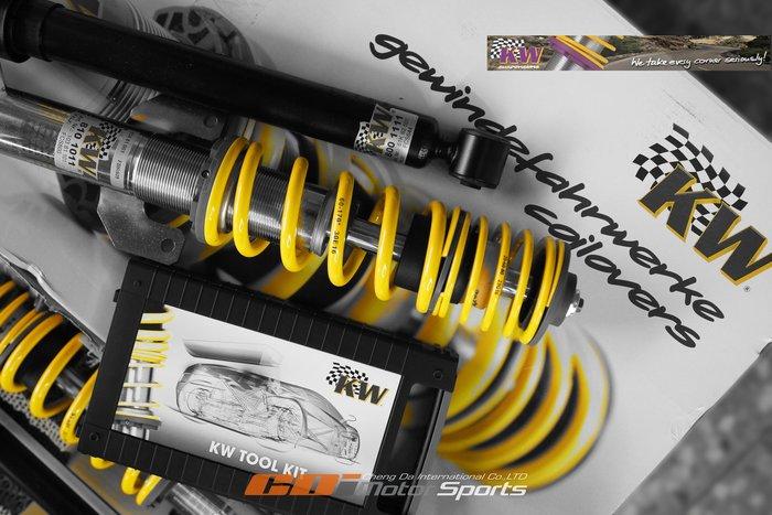 KW Variant 1 V1 對應 AUDI A1 / POLO 6R 高階避震器 102-81-016 / 制動改