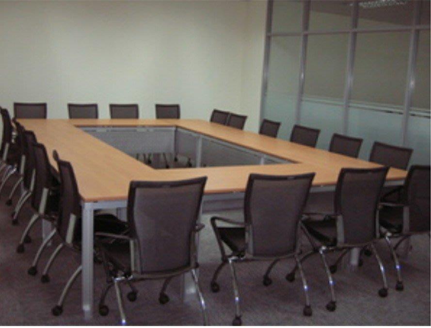 亞毅oa辦公家具 設計師 U型會議桌 環式會議桌 屏風 高隔間拆除 組裝 安裝 施工