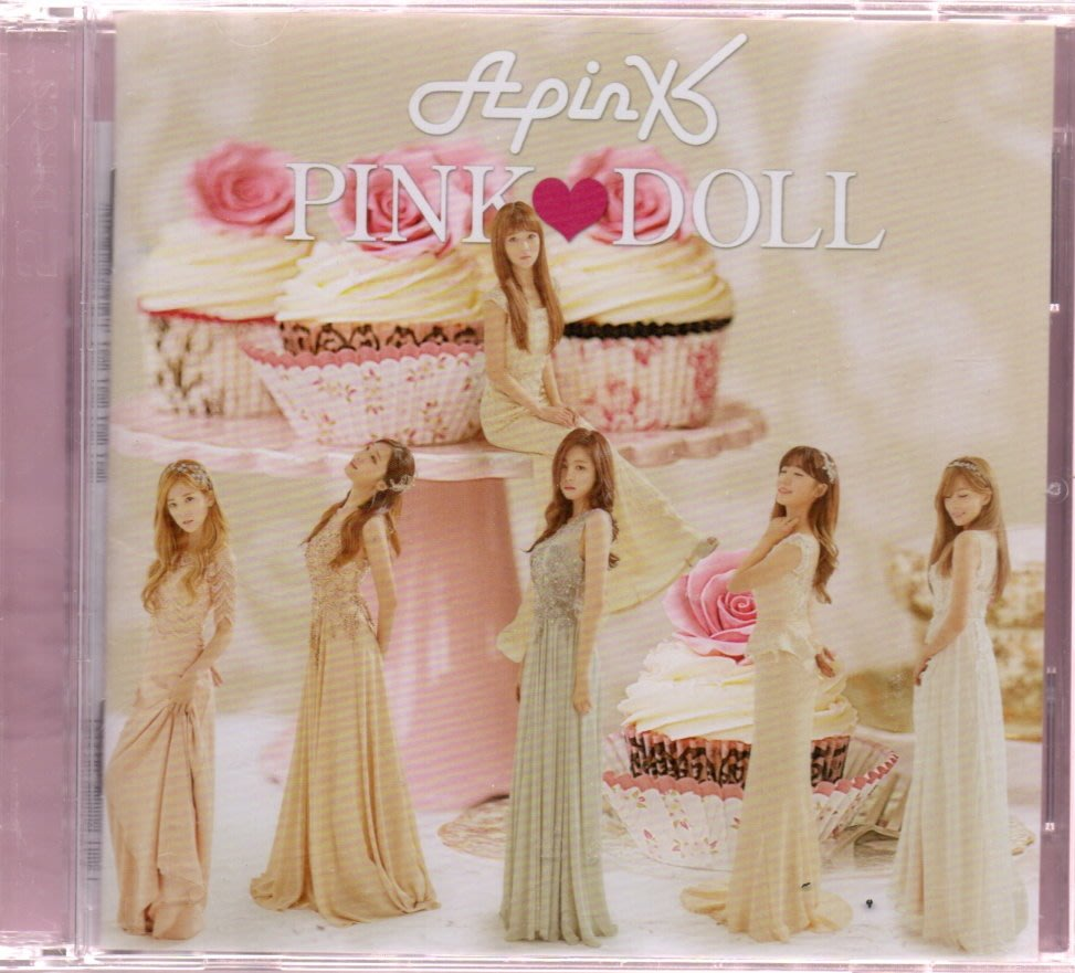Apink Pink Doll CD+DVD | 再生工場 03