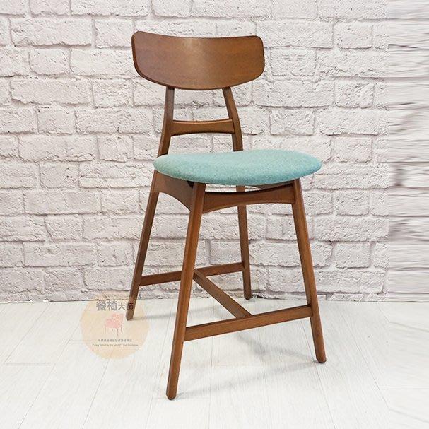 吧台椅 高腳椅【梅西-座高60&90公分】高吧椅 吧檯椅 吧椅 中島椅 餐椅 咖啡椅 餐桌椅實木椅【量大可議】=餐椅大師