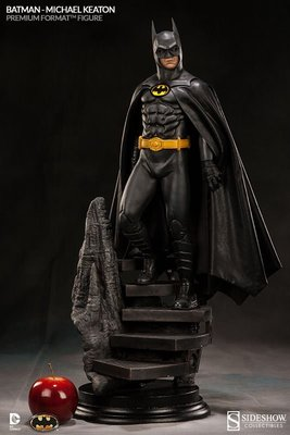 Sideshow DC系列 Batman 蝙蝠俠 全身雕像