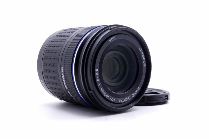 【台中青蘋果】Olympus ZUIKO Digital 40-150mm f4-5.6 ED 二手鏡頭 #12423