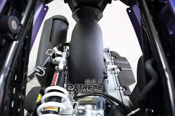 [極致工坊] 獨家設計 SMAX S-MAX 專用直上 土除 內土除 後土除 擋泥板 支架 304 白鐵 不銹鋼