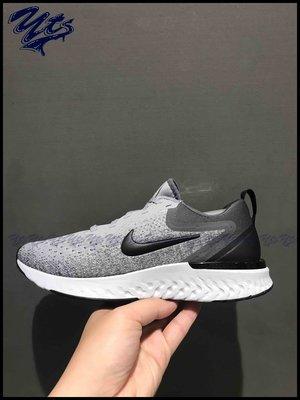 @ W NIKE ODYSSEY REACT 灰黑 慢跑鞋 運動 女鞋 休閒 反光 瑜珈 AO9820 003 YTS
