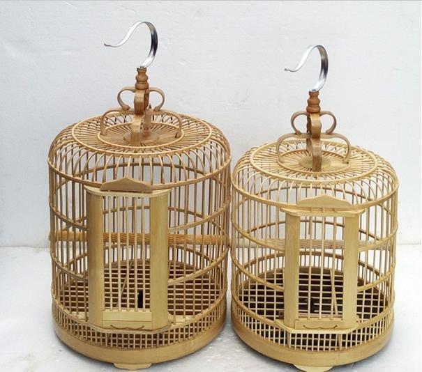 貴州特色竹鳥籠畫眉竹鳥籠八哥竹鳥籠畫眉鳥竹鳥籠竹制鳥籠
