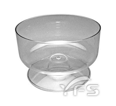 120cc - 白蘭地杯 (布丁杯/奶酪/優格/提拉米蘇/冰淇淋/甜點杯/塑膠杯)